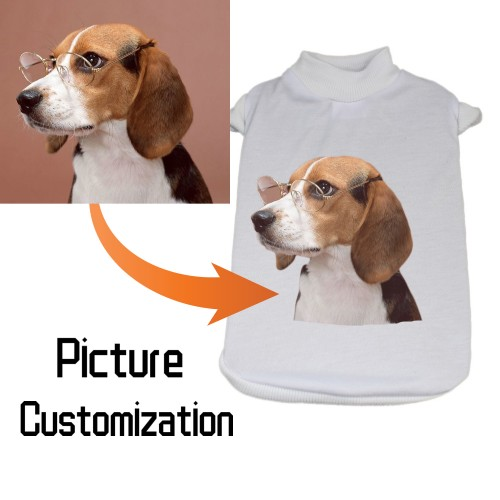 Picture Custom Personalised Unique Dog Sweatshirt